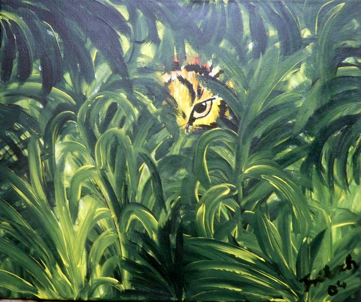 Dschungeltiger II
