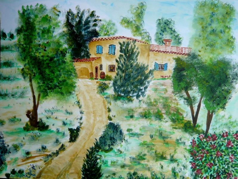 Pierrefeu Provence