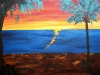 Sonnenuntergang Maui