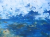 Ozean und Himmel, 48x66 cm