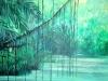 Dschungel II, 80x80 cm