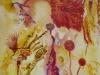 Blütenvarianz, 100x120 cm