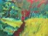 Feuerabend, 60x80 cm
