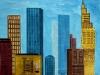 New York 1, 50x64 cm