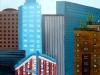 New York 3, 60x80 cm