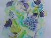 Blumenkomposition 1, 30x40 cm