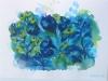 Blumenkomposition 2, 30x40 cm