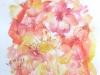 Blumenkomposition 5, 30x40 cm